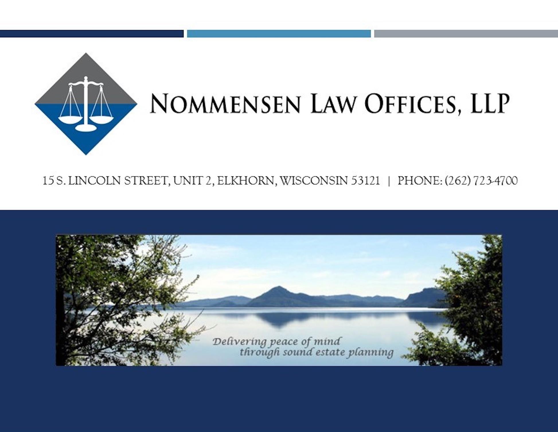 Nommensen Law